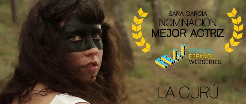 Sara Garcia nominada en el FEW Fest